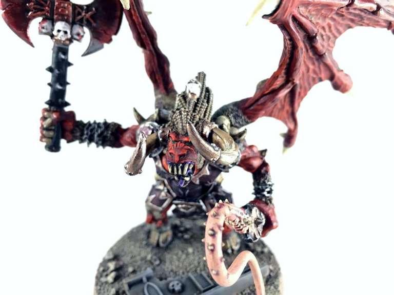 Bloodthirster of Khorne