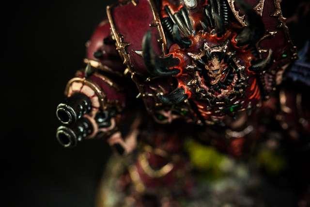 Chaos Helbrute from Dark Vengeance